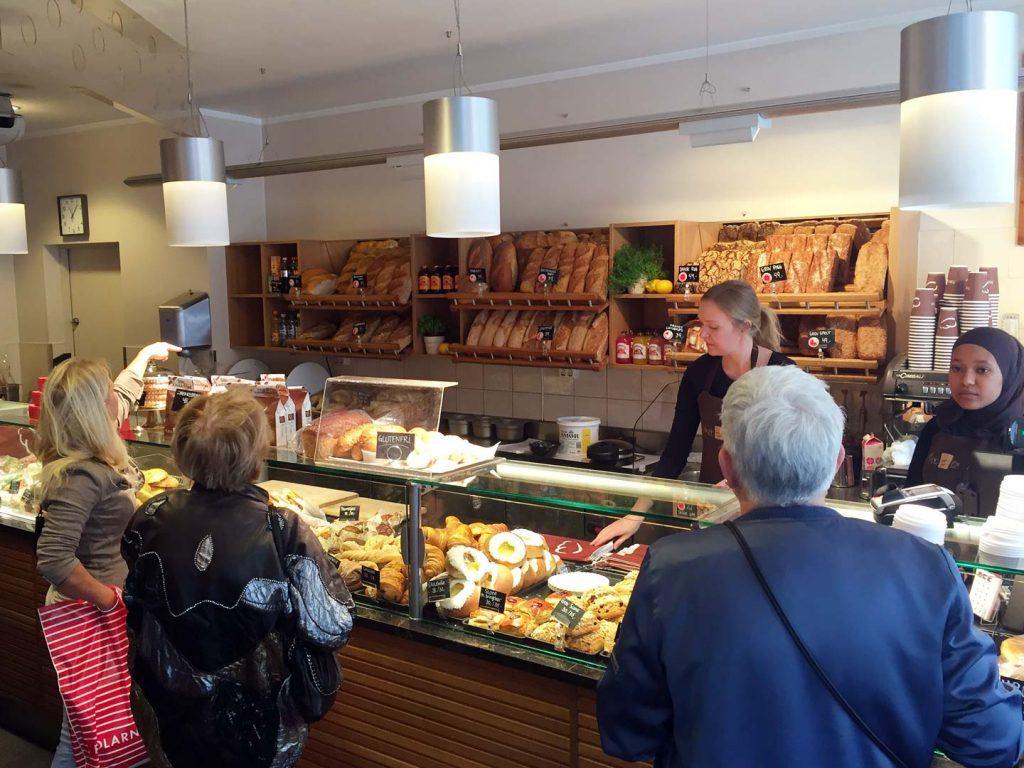 Bäckereien in Oslo