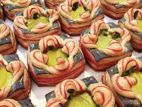 Gebäck am Nordic Bakery Cup