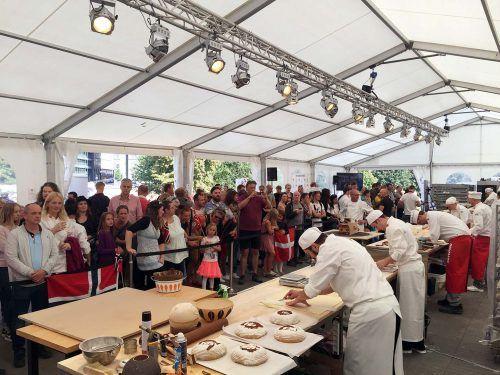 BrotExperte auf dem Nordic Bakery Cup in Oslo