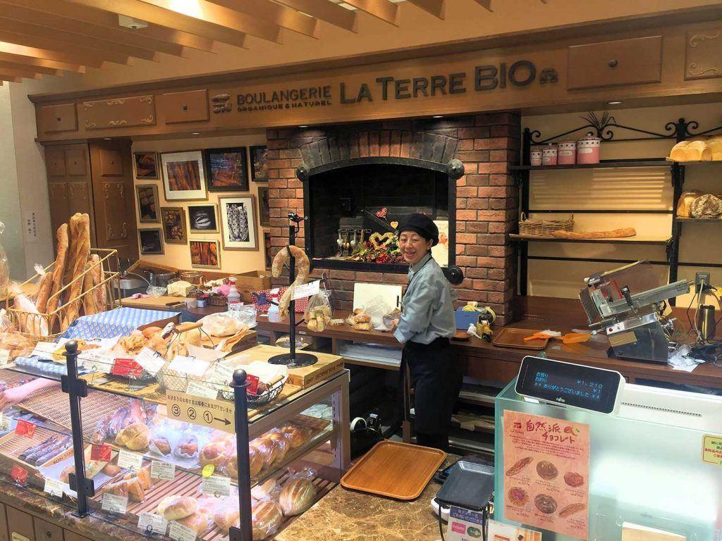 Handwerkliche Bäckereien in Tokio