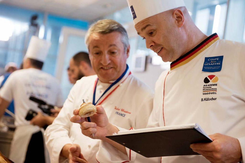 BrotExperte als Juror bei der Bäcker-Europameisterschaft