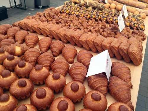 Hohes Niveau im Backwettbewerb am Nordic Bakery Cup