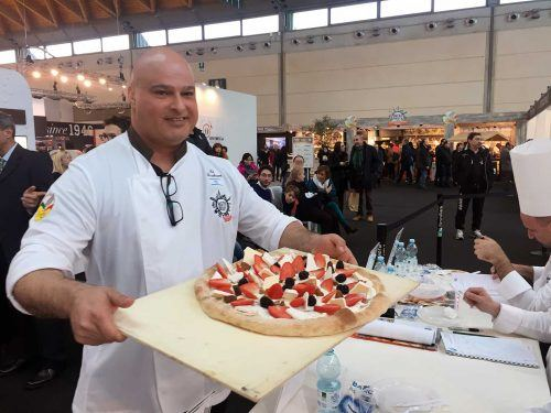Die Bäcker-Weltmeisterschaft in Italien