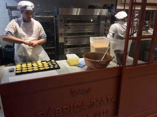Fabrica de Nata – Bäckereien in Lissabon