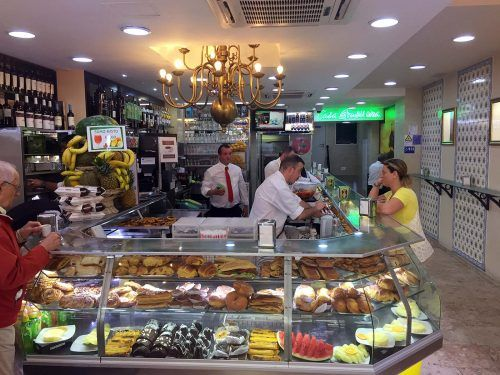 Konditorei in Lissabon – Bäckereien in Lissabon