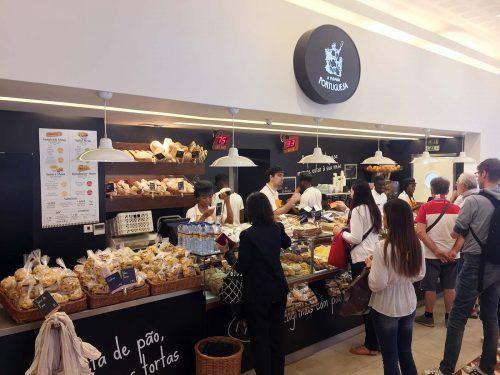 Padaria Portuguesa –  Bäckereien in Lissabon