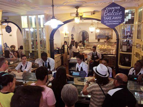 Pasteis de Belem  – Bäckereien in Lissabon